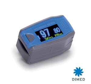 Immagine di Saturimetro a dito DIMED 807 Pediatrico con Display LCD
