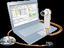 Immagine di Spirometro Portatile USB MINISPIR® con Ossimetro