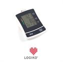 """Immagine di Sfigmomanometro LOGIKO Automatico Digitale da Tavolo - Display 3"""""""