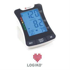 """Immagine di Sfigmomanometro LOGIKO Automatico Digitale da Tavolo - Display 4.8"""""""