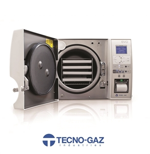 Immagine di Autoclave TECNO-GAZ EUROPA B Evo - Classe B - 15 litri